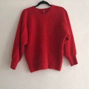 Sweaters - Extremely soft red sweater